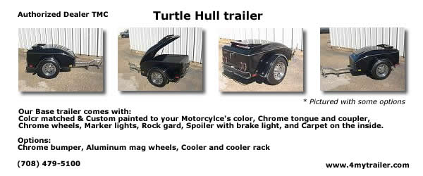 Turtle Hull Trailers
